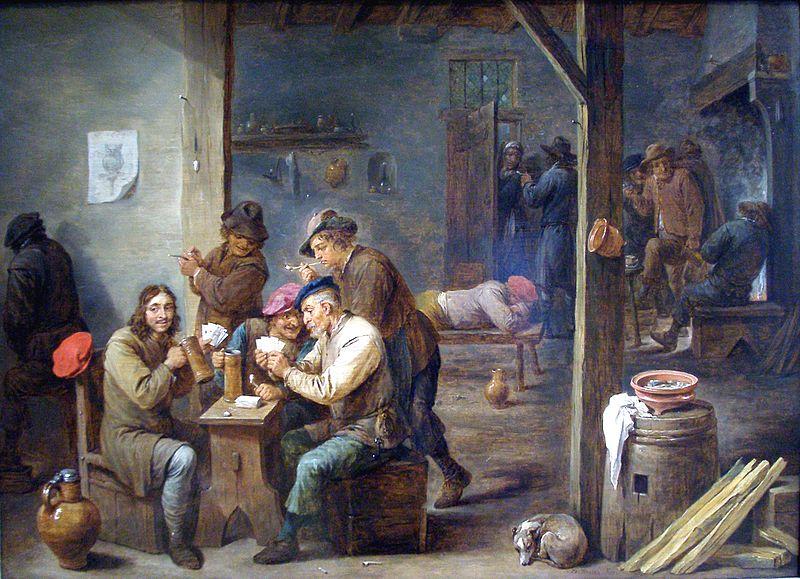 800px-Tavern_Scene-1658-David_Teniers_II