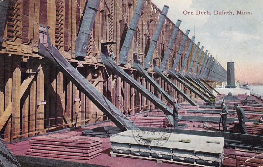 Ore-Dock-Duluth