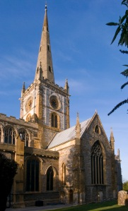 Stratford_upon_Avon_church_SW