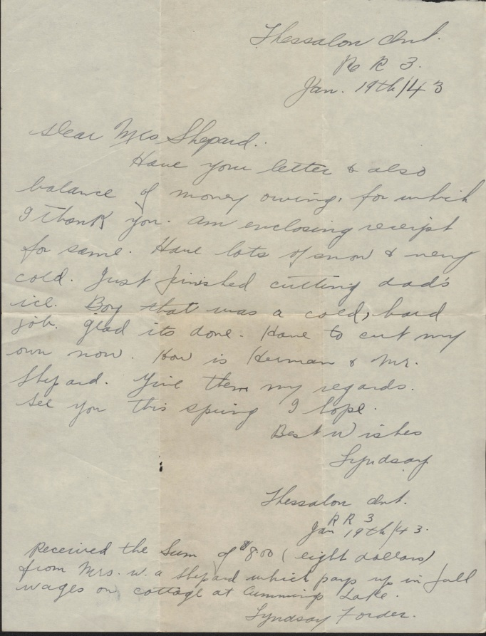 letter_forderlyndsy_to_shepardrach_1943_1_19