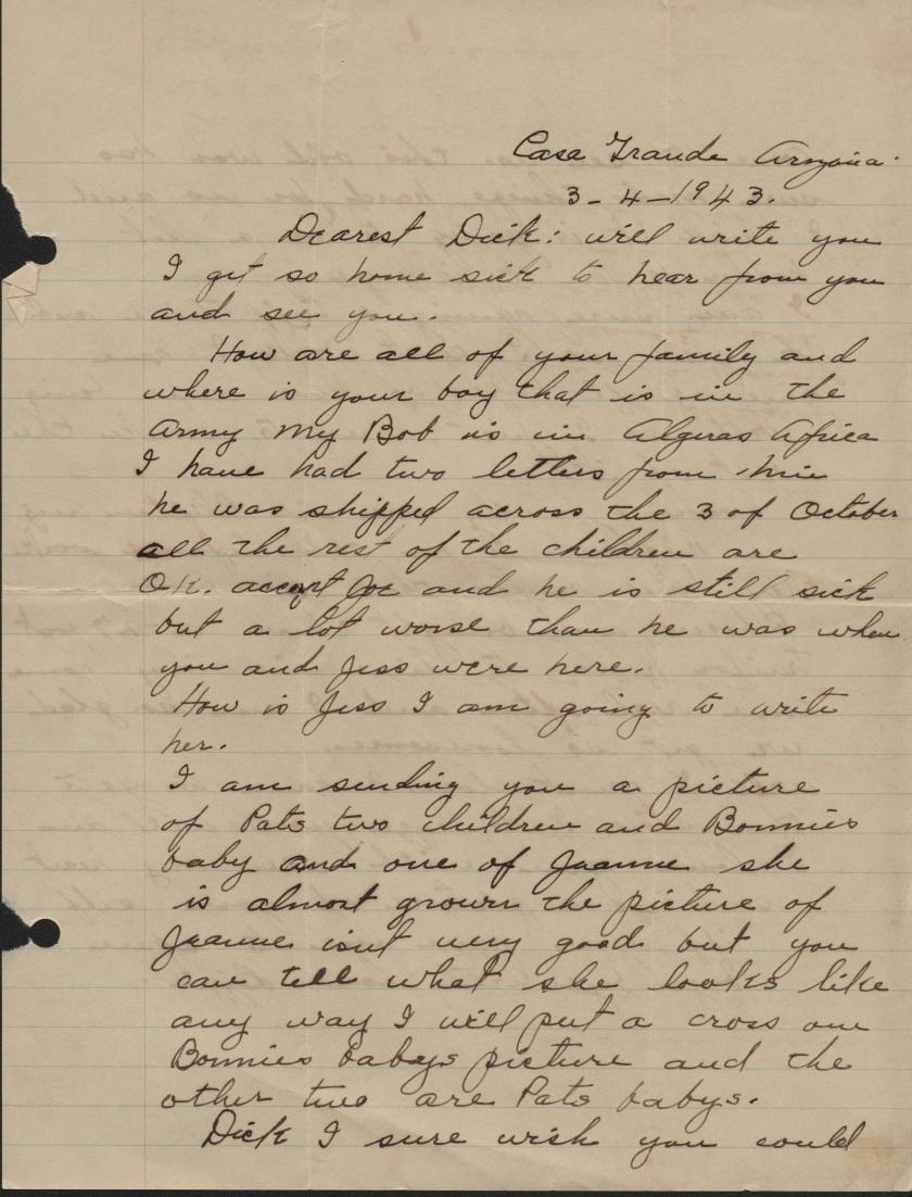 letter_lizzie_to_shepardrach_1943_03_04