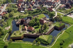 Castle in Dömitz.