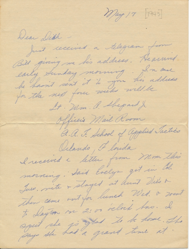 letter_shepardl_to_shepardwr_1943_05_17_p01