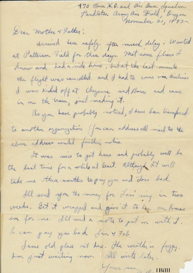 letter_shepardw_to_shepardwr_1943_11_21