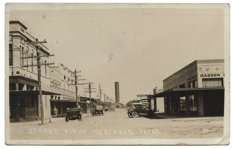 mercedes texas 1918