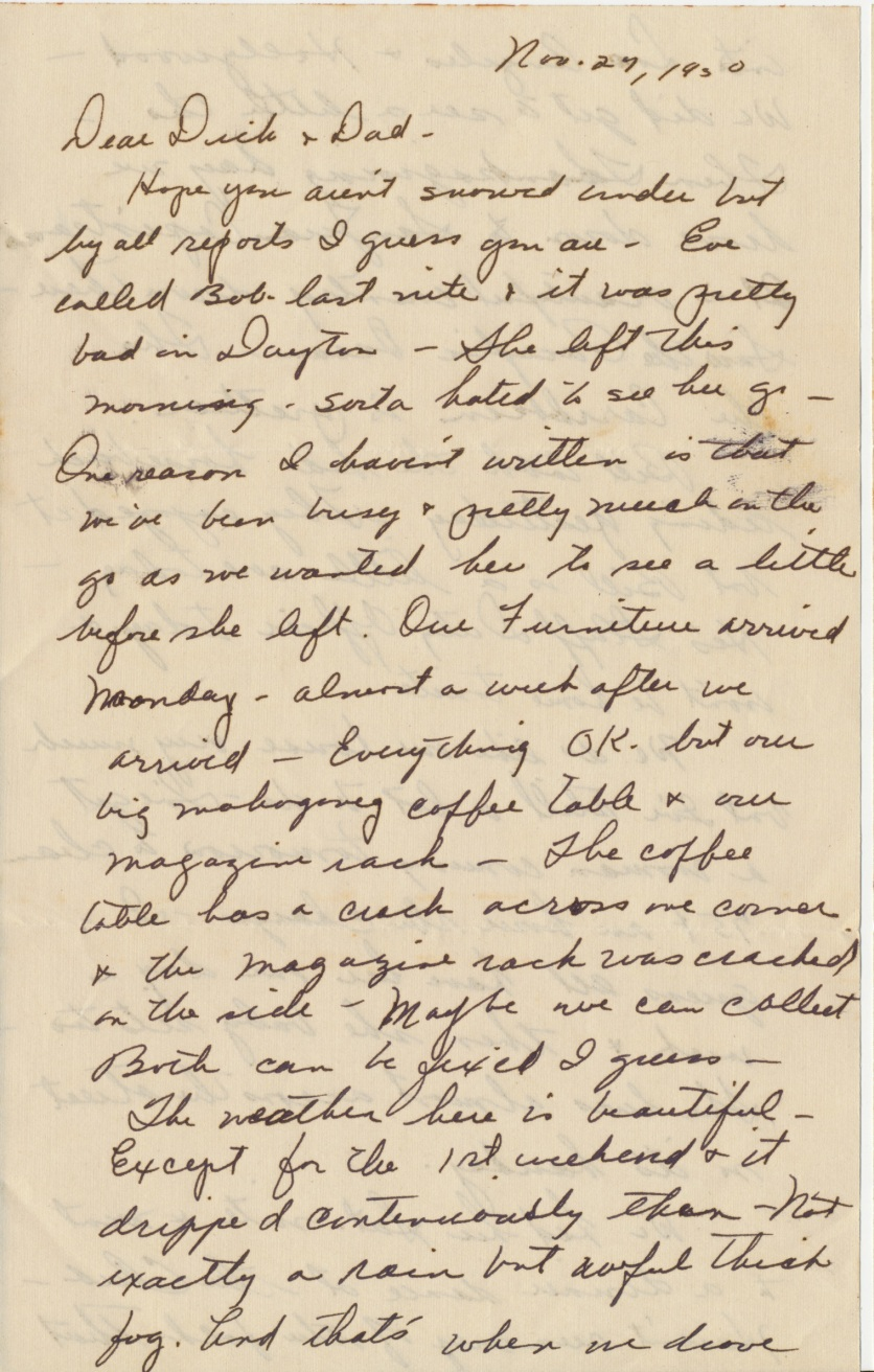 letter_shepardl_to_shepardwr_1950_11_27_p01