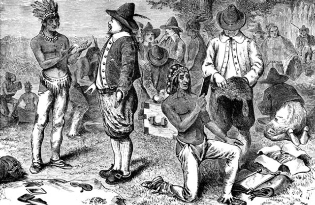 Native-Americans-and-English-Settlers