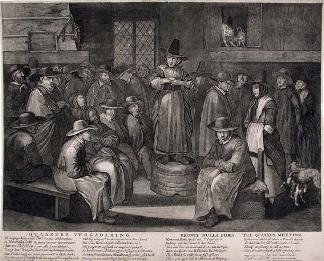Quaker-Meeting
