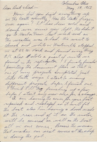letter_shepardhr_to_shepardwr_1952_05_13_p01