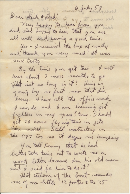 letter_shepardw_to_shepardwr_1954_07_06_p01